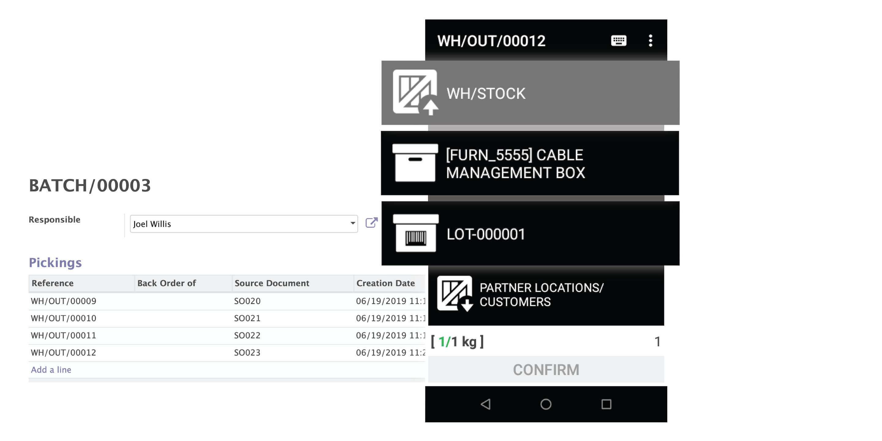 Ventor - Mobile App for Odoo Inventory | Ventor
