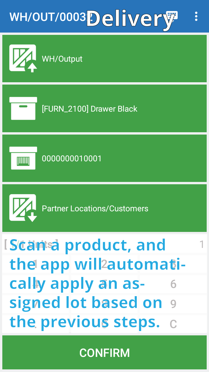 barcode inventory